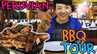 Download Peruvian BBQ Tour Video
