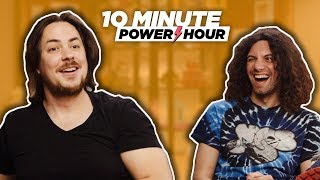 Download Making TIE DYE! - 10 Minute Power Hour Video