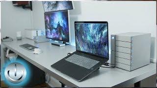 Download 2018 Perfect MacBook Pro Setup   Thunderbolt 3 Paradise! Video