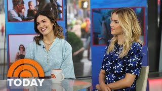 Download Mandy Moore, Claire Holt Talk Shark Thriller '47 Meters Down' | TODAY Video