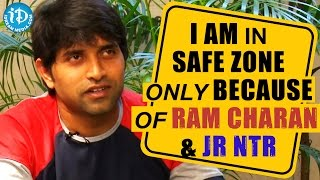 Download I Am In Safe Zone Only Because Of Ram Charan And Jr NTR - Jani Master || Talking Movies With iDream Video