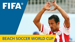 Download HIGHLIGHTS: Paraguay v. Madagascar - FIFA Beach Soccer World Cup 2015 Video