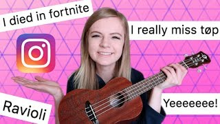 Download I wrote a song using only your instagram comments! Video