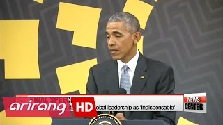Download Obama makes final speech as U.S. president at APEC Video