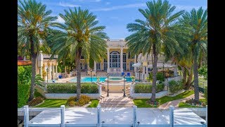 Download The Grand Italian Palazzo in Miami Beach, Florida Video