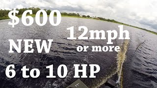 Download CHEAP Jon Boat Motor Video