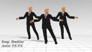 Download Trump Dance: Shadilay - P.E.P.E Video