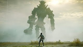 Download SHADOW OF THE COLOSSUS PS4 - 11 Minutes of Gameplay (Shadow of the Colossus Remake 2018) Video
