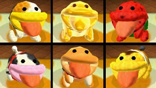 Download Poochy & Yoshi's Woolly World - All Poochy amiibo Challenges + All Poochy Designs Video