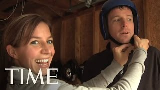 Download Skeleton Racing | How They Train | TIME Video