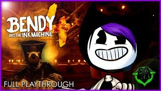 Download BORIS GOT BEEF! | BENDY CHAPTER #4 (FULL PLAYTHROUGH) | DAGames Video