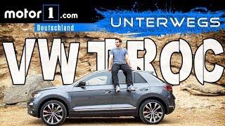 Download Lifestyle? SUV? Blödsinn? VW T-Roc | UNTERWEGS mit Daniel Hohmeyer Video