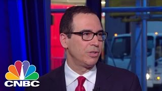 Download Steve Mnuchin: Buying IndyMac One Of Proudest Aspects Of My Career | Squawk Box | CNBC Video