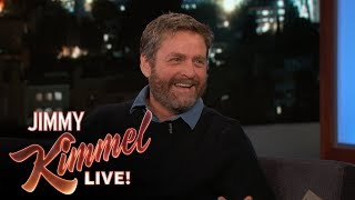 Download Zach Galifianakis Hired Russians to Help with Emmy Campaign Video