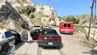Download GTA 5 LSPDFR EP #30 - FBI/FIB PATROL UNMARKED CHARGER - FAILS Video