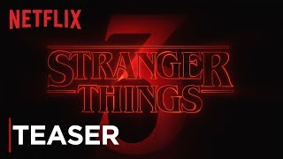 Download Stranger Things: Season 3 | Title Tease [HD] | Netflix Video