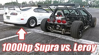 Download Trolling a Supra Driver After CLOSE RACE (I had to) Video