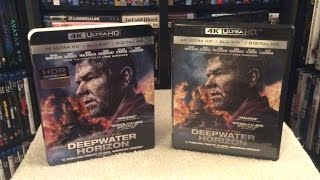 Download Deepwater Horizon 4K BLU RAY UNBOXING and Review Video