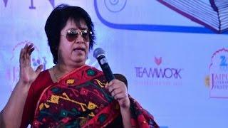 Download Taslima Nasreen blasts on Muslim fanatics in #Jlf 2017 | live video | 23/1/17 Video