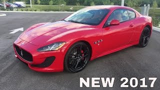 Download Overview: 2017 Maserati Gran Turismo Sport - Start Up & Exhaust Video