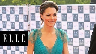 Download Kate Middleton's Best Looks of All Time   ELLE Video