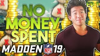 Download THE UNDERDOG STORY! NO MONEY SPENT EP 1! Madden 19 Ultimate Team Video