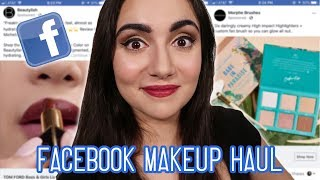 Download I Bought A Full Face Of Makeup From Facebook Ads Video