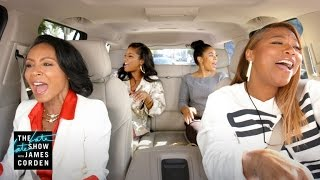 Download Carpool Karaoke: The Series - Queen Latifah & Jada Pinkett Smith Preview Video
