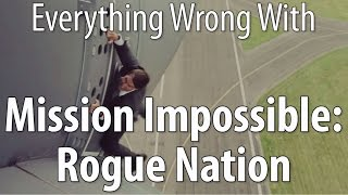 Download Everything Wrong With Mission Impossible Rogue Nation Video