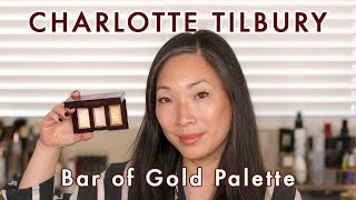 Download CHARLOTTE TILBURY - Bar of Gold Palette Video