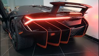 Download $2.5Million Lamborghini Centenario CAUSES CHAOS in NEW YORK! Video