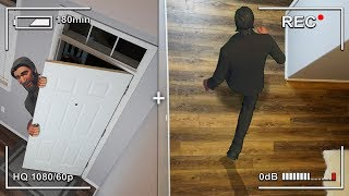 Download When John Wick Breaks Into My House... (Fortnite In Real Life) | David Vlas Video