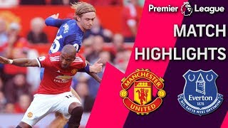 Download MATCH HIGHLIGHTS: Man United v. Everton Video