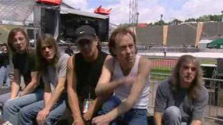 Download Backstage with AC DC Video