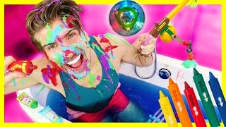 Download PLAYING WITH KIDS BATH TOYS! Video
