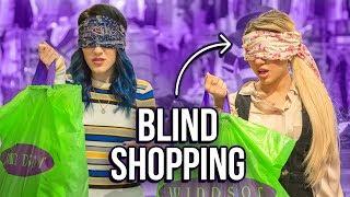 Download Blindfolded Shopping Challenge! Niki and Gabi Video