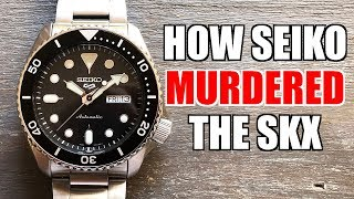 Download Did Seiko Kill The SKX!? New 5 Sports Automatic SRPD55K1 Review - Perth WAtch #303 Video