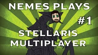 Download Stellaris YouTuber Multiplayer Fun - Chimm Hegemony Ep 1 Video