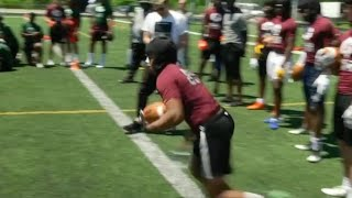 Download Josh Robinson Shows Out at the Opening Regionals in Charlotte | Stadium Video