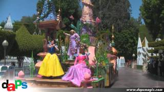 Download First Mickey's Soundsational Parade at Disneyland - May 26, 2011 Video