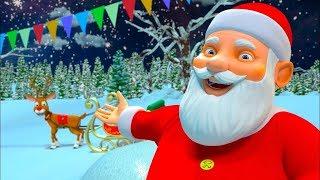 Download Jingle Bells | Christmas Songs for Children | Xmas Songs for Kids | Cartoons - Little Treehouse Video