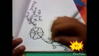 Download Margenes super faciles para tu cuaderno CreatO.U Video