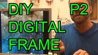 Download DIY Raspberry PI Digital Picture Photo Frame - P2 Video