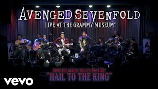 Download Avenged Sevenfold - Hail To The King (Live At The GRAMMY Museum®) Video