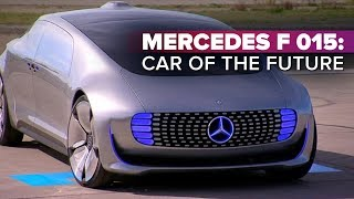 Download CNET on Cars: Mercedes F 015: Car of the future, Ep. 62 Video