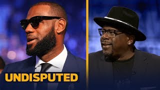 Download Cedric the Entertainer weighs in on LeBron James and Dwyane Wade, more | UNDISPUTED Video
