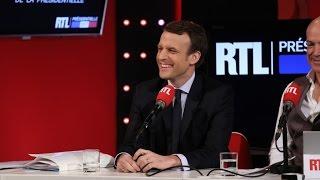 Download La chronique de Laurent Gerra devant Emmanuel Macron Video