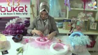 Download Kız Bebek Odası Kapı Süsü Yapımı Video