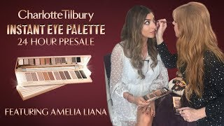 Download 24 HOUR Instant Eye Palette Presale!! feat. Amelia Liana | Charlotte Tilbury Video