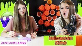 Download Halloween Punch Cup Slime /JustJordan33 Video